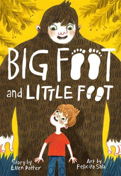 Big Foot and Little Foot. Book 1