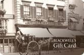Blackwell's Gift Card - 1879 Design