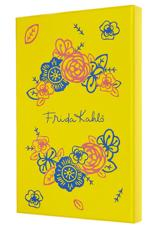 Moleskine Limited Edition Frida Kahlo Large Plain Notebook: Collector's Edition