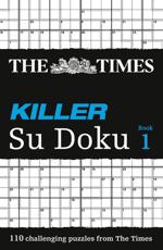 The Times Killer Su Doku Book 1