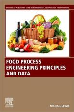 Food Process Engineering Principles and Data