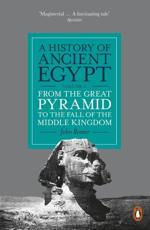 A History of Ancient Egypt. Volume 2 From the Great Pyramid to the Fall of the Middle Kingdom