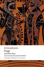 Frogs and Other Plays