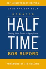 Halftime: Moving from Success to Significance