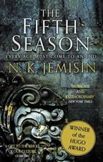 HUGO AWARDS 2016 BEST NOVEL The Fifth Season