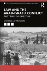 Law and the Arab-Israeli Conflict