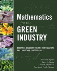 Mathematics for the Green Industry