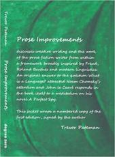 Prose Improvements