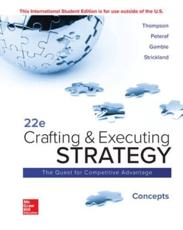 Crafting and Executing Strategy Concepts