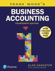 Frank Wood's Business Accounting. 1