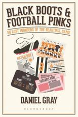 Black Boots & Football Pinks