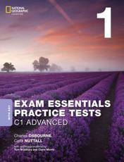 EXAM ESSENTIALS:CAMBRIDGE C1 A DV PRACT TEST 1 W/KEY-REV 20
