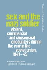 Sex and the Nazi Soldier