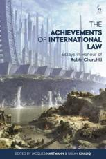 The Achievements of International Law