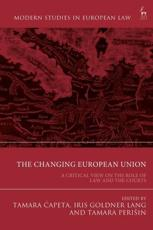 The Changing European Union