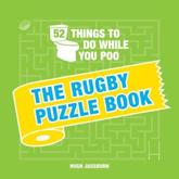 52 Things to Do While You Poo. Rugby Puzzle Book