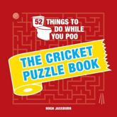52 Things to Do While You Poo. Cricket Puzzle Book