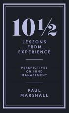 10 1/2 Lessons from Experience