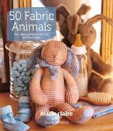 50 Fabric Animals