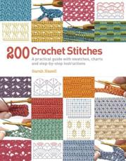 200 Crochet Stitches