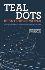 Teal Dots in an Orange World